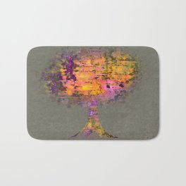 The Tree of Life Bath Mat