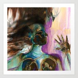 Earth Goddess No. 2 by Kathy Morton Stanion Art Print