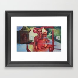 Still Life 5 Framed Art Print