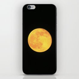 Honey Moon iPhone Skin