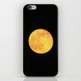 Honey Moon iPhone Skin
