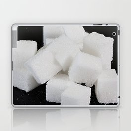 lump sugar Laptop & iPad Skin