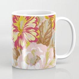 Soft Vintage Floral Coffee Mug