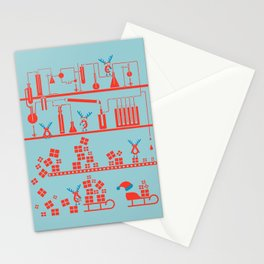 Reindeer Factory Stationery Cards