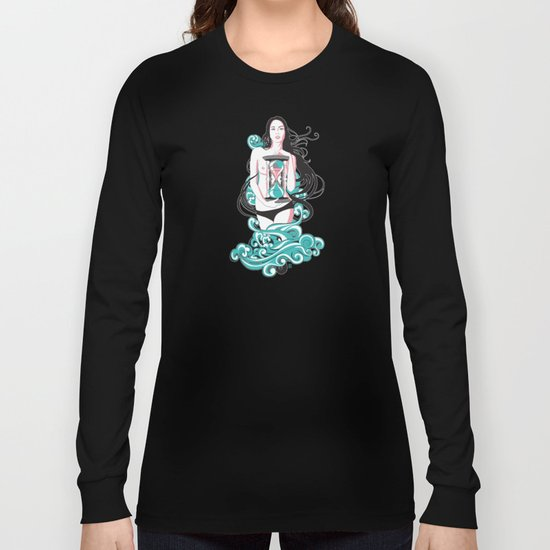 Time the Tempest Long Sleeve T-shirt