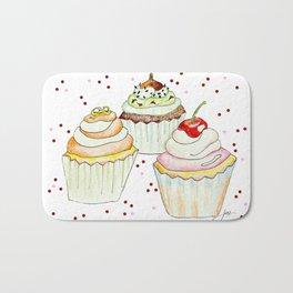 Sprinkles Bakery Bath Mat