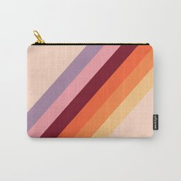 Stripe Carry-All Pouch