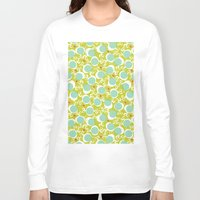 candy Long Sleeve T-shirts featuring candy by ottomanbrim
