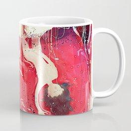 Hours that slip on the table (Horas que se escurren sobre la mesa) Coffee Mug