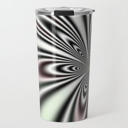 Dizzying Flower Travel Mug