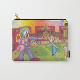 Circus Scare Carry-All Pouch
