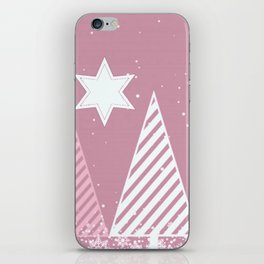 Stars forest iPhone Skin