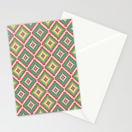 Indi-abstract#08 Stationery Cards