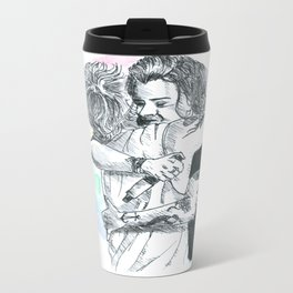 Larry Hug 2015 Metal Travel Mug