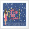 Joy To The World by jacquelyncarterdesigns