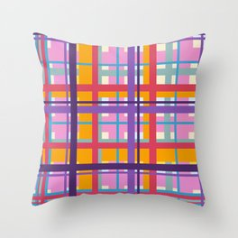 Geometric Shape 08 Throw Pillow