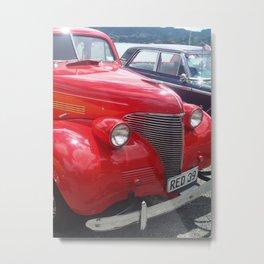 1939 Chevrolet Metal Print