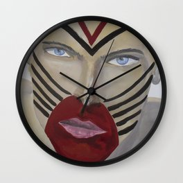Like a Indio.. Wall Clock