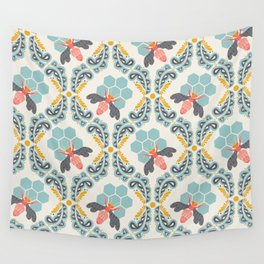 bee sweet Wall Tapestry