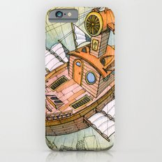 Atlantis Flying Ship #1 iPhone 6s Slim Case