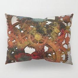 Industrial Rust Pillow Sham