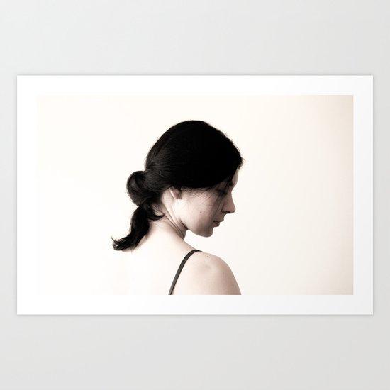 reflections/ 2 Art Print