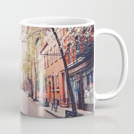 New York City - Springtime in the West Village Coffee Mug