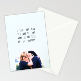 Calzona Skin Stationery Cards