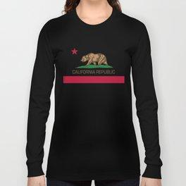 California flag Long Sleeve T-shirt