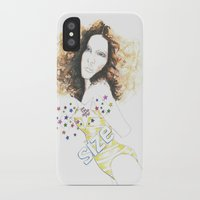 sparkle iPhone & iPod Cases featuring sparkle by jollypot