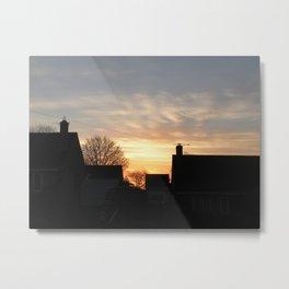 Sunrise (1) Metal Print