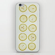 Lemon Square iPhone & iPod Skin