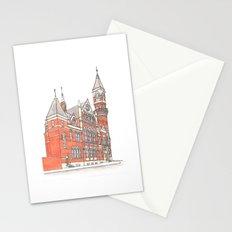 NYC Jefferson Market Library Stationery Cards