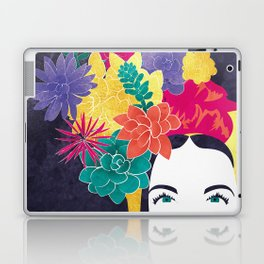 Succulent Eyes Laptop & iPad Skin