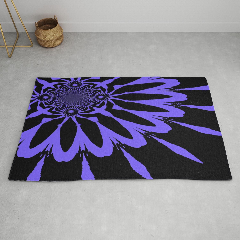 Periwinkle Purple Rug