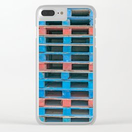 Skid Row Clear iPhone Case