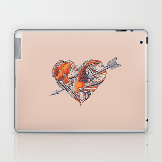 Form of Love Laptop & iPad Skin