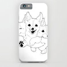 Corgerberus iPhone 6s Slim Case