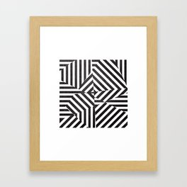 Dazzle 03. Framed Art Print