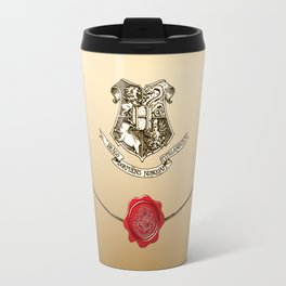 Hogwarts Envelope Travel Mug