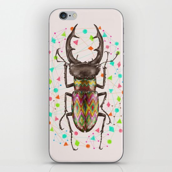 INSECT IV iPhone & iPod Skin