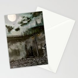 City of Yharnam Stationery Cards