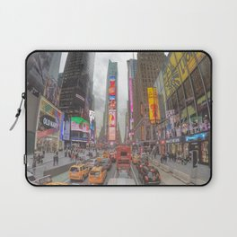 Times Square - New York City Laptop Sleeve