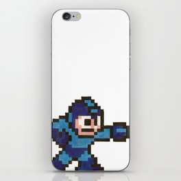 Mega Man iPhone Skin