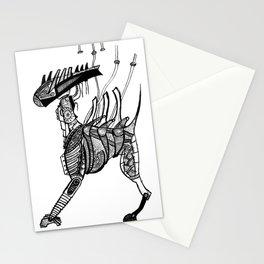 Creature Mecanique v1 Stationery Cards
