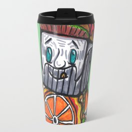 Paper toy juicy Travel Mug