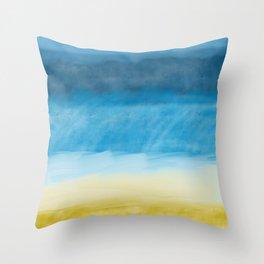 Beach [PXO] Throw Pillow