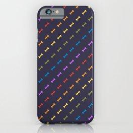 Rainbones iPhone Case