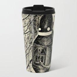 The Runaway Travel Mug