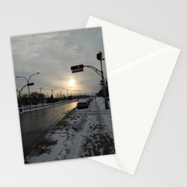 Hoth - II Stationery Cards
